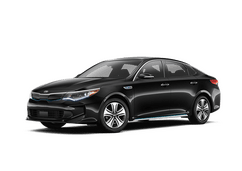 New Kia Optima Plug-In Hybrid at Puyallup