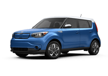 New Kia Soul EV at Escondido