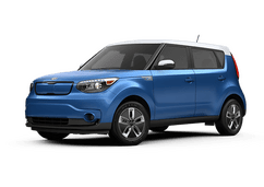 New Kia Soul EV at Evansville
