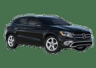 New Mercedes-Benz GLA at San Luis Obispo
