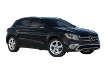New Mercedes-Benz GLA at Centerville