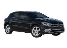 New Mercedes-Benz GLA at Morristown