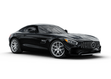 New Mercedes-Benz AMG GT at San Juan