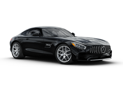 New Mercedes-Benz AMG GT near Chicago