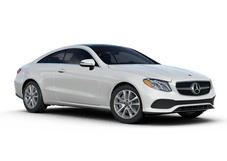 New Mercedes-Benz E-Class at Morristown