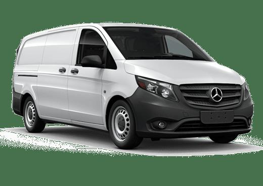 New Mercedes-Benz Metris Cargo Van Oshkosh, WI