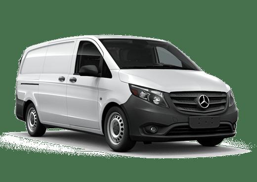 2018 Metris Cargo Van Worker