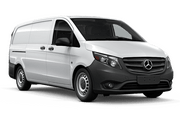 New Mercedes-Benz Metris Cargo Van at Montgomery