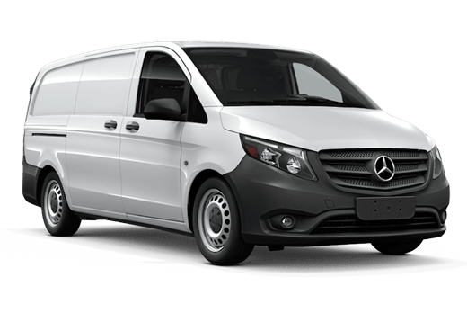 New Mercedes-Benz Metris Cargo Van near Seattle