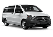 New Mercedes-Benz Metris Passenger Van at Montgomery