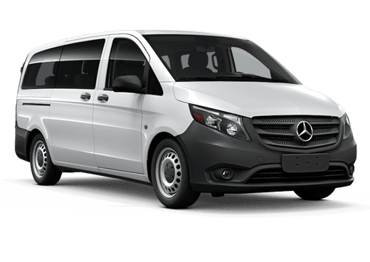 New Mercedes-Benz Metris Passenger Van near Washington