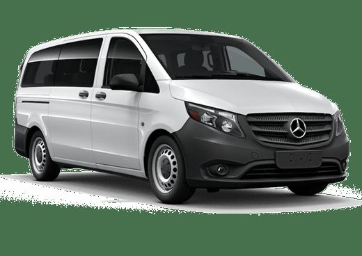 New Mercedes-Benz Metris Passenger Van near Oshkosh