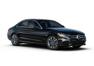 New Mercedes-Benz C-Class at San Luis Obispo