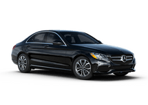 New Mercedes-Benz C-Class at Wilmington