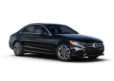 New Mercedes-Benz C-Class at Houston