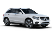 New Mercedes-Benz GLC at Montgomery