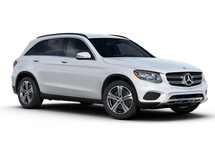 New Mercedes-Benz GLC at Salisbury