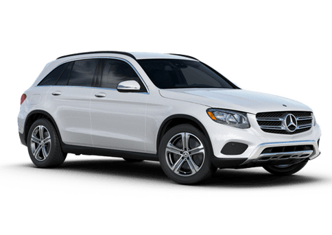 New Mercedes-Benz GLC in Greenland