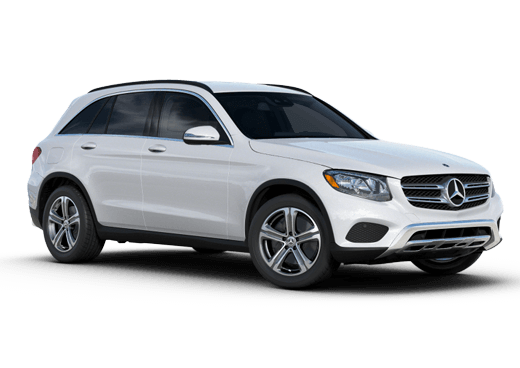 New Mercedes-Benz GLC near Van Nuys