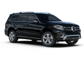 New Mercedes-Benz GLS at Peoria