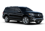 New Mercedes-Benz GLS at Montgomery