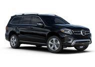 New Mercedes-Benz GLS at San Luis Obispo