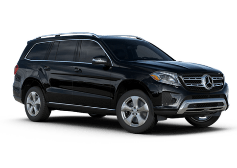 New Mercedes-Benz GLS in Bellingham