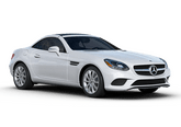 New Mercedes-Benz SLC at Peoria