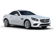 New Mercedes-Benz SLC at Washington