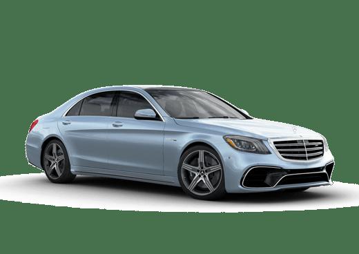 2018 S-Class AMG S 63