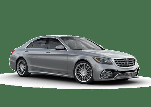 2018 S-Class AMG S 65