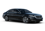 New Mercedes-Benz S-Class at Tiffin