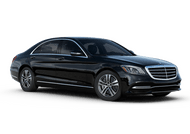 New Mercedes-Benz S-Class at San Luis Obispo