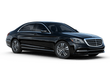 New Mercedes-Benz S-Class at Greenland