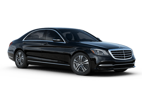 New Mercedes-Benz S-Class in Portland