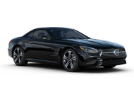 New Mercedes-Benz SL at San Luis Obispo
