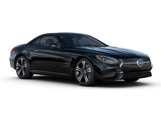 New Mercedes-Benz SL near San Juan