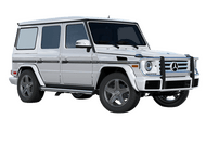 New Mercedes-Benz G-Class at San Luis Obispo