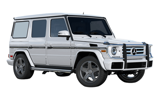 New Mercedes-Benz G-Class near Coral Gables