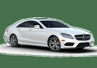 New Mercedes-Benz CLS at San Luis Obispo