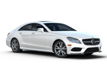 New Mercedes-Benz CLS at Wilmington