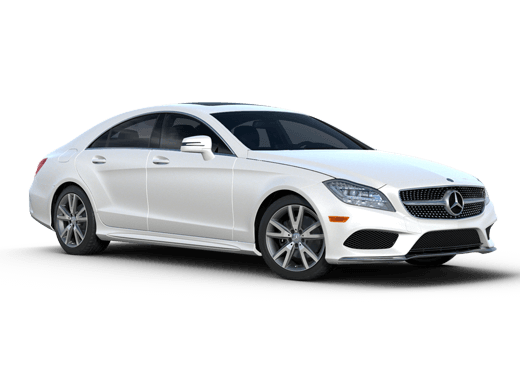 New Mercedes-Benz CLS near Coral Gables