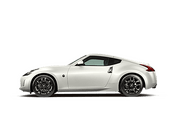 New Nissan 370Z Coupe at Wilkesboro