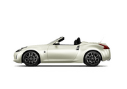 New Nissan 370Z Roadster at Wilkesboro