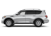 New Nissan Armada at Beavercreek