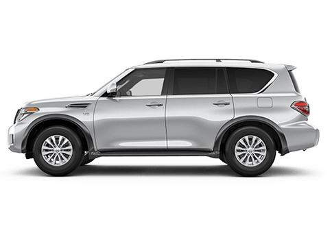 New Nissan Armada in Arlington Heights