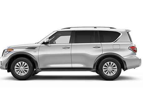 New Nissan Armada in Kenosha