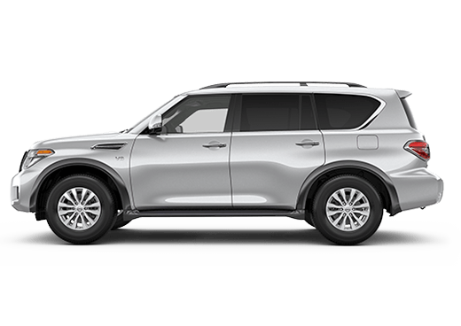 New Nissan Armada near Dayton area