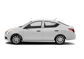 New Nissan Versa Sedan at Lee's Summit