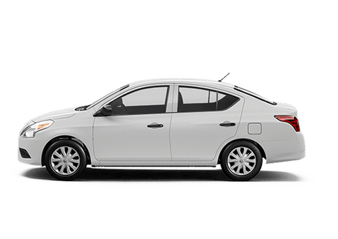 New Nissan Versa Sedan in Harlingen
